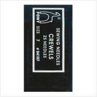 Иглы для шитья №5 (04155)