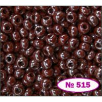 Бисер Preciosa 10/0  18600 / 515 (перламутровый) (18600-515)