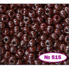 Бисер Preciosa 10/0  18600 / 515 (перламутровый)