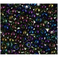 Бисер Preciosa 10/0 51290 / 762 (прозрачный радужный) (51290-762)
