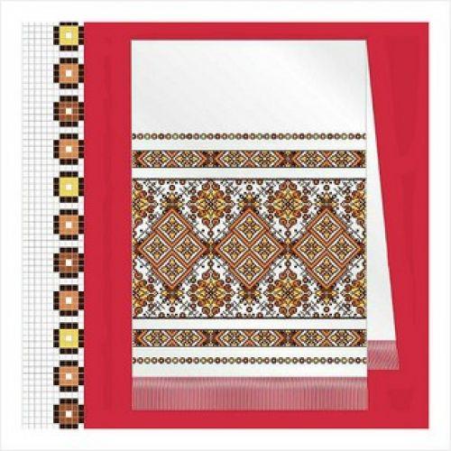 Купить бумажную схему для вышивки крестом украина