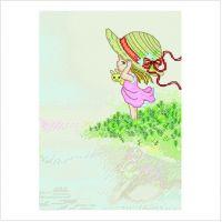 """Набор для вышивки декоративными швами """"Ветер вдохновения"""" (М-0762)"""