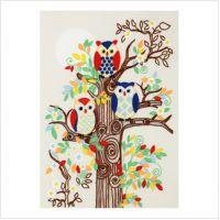 """Схема для вышивки декоративными швами """"Магическое дерево"""" (ТМ-0861)"""