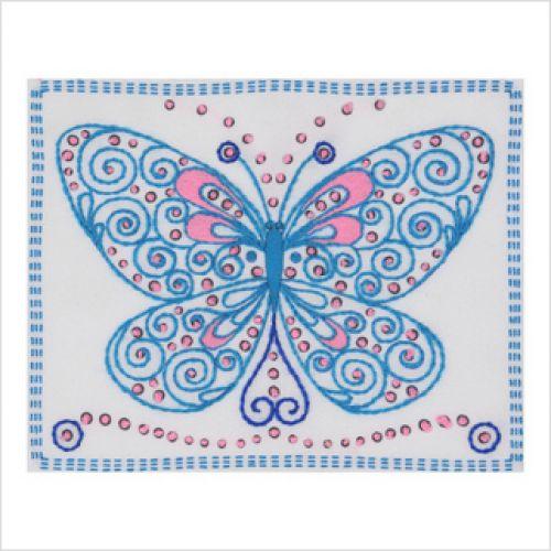 Схемы вышивки декоративными швами
