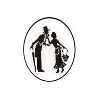 """Набор для вышивки бисером и крестом """"Цветочница"""" (П2 008)"""