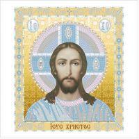 """Набор для вышивки бисером """"вприкреп"""" """"Иисус Христос"""" (ТН-0712)"""