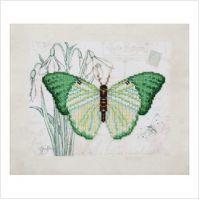 """Набор для вышивки бисером """"Бабочка"""" (ТН-0799)"""