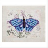 """Набор для вышивки бисером """"Бабочка"""" (ТН-0800)"""