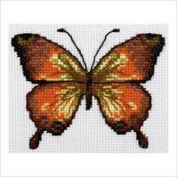 """Набор для вышивки крестом """"Бабочка"""" (М-0213)"""