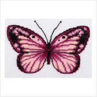 """Набор для вышивки крестом """"Бабочка"""" (М-0214)"""