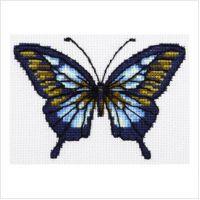 """Набор для вышивки крестом """"Бабочка"""" (М-0215)"""
