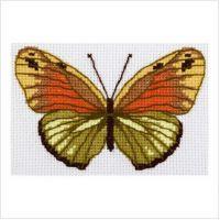 """Набор для вышивки крестом """"Бабочка"""" (М-0216)"""