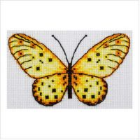 """Набор для вышивки крестом """"Бабочка"""" (М-0217)"""