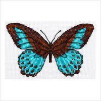 """Набор для вышивки крестом """"Бабочка"""" (М-0218)"""