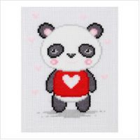 """Набор для вышивки крестом """"Панда"""" (М-0230)"""