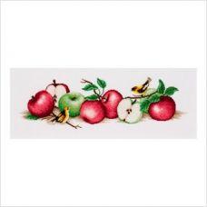 """Набор для вышивки крестом """"Яблочный бум"""""""