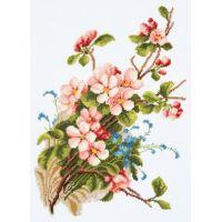 """Набор для вышивки крестом """"Яблони в цвету"""" (П6 031)"""