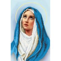 """Набор для вышивки бисером """"Дева Мария"""" (NB3-103)"""