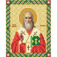 """Схема для вышивки бисером """"Икона """"Священномученик Дионисий Ареопагит"""" (B3-104)"""