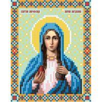 """Схема для вышивки бисером """"Икона """"Святая мироносица Мария Магдалина"""" (B3-105)"""