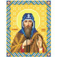 """Схема для вышивки бисером """"Икона """"Святой Захарий"""" (B3-109)"""