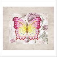 """Схема для вышивки бисером """"Бабочка"""" (Т-0798)"""