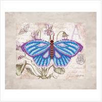 """Схема для вышивки бисером """"Бабочка"""" (Т-0800)"""