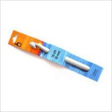 Крючок для вязания 15 см - 10.0 мм