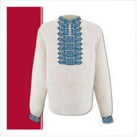 Заготовка мужской сорочки-вышиванки (размер 44-56) (СЧТ-002)