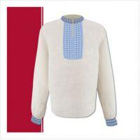 Заготовка мужской сорочки-вышиванки (размер 44-56) (СЧТ-010)