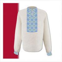 Заготовка мужской сорочки-вышиванки (размер 44-56) (СЧТ-01)