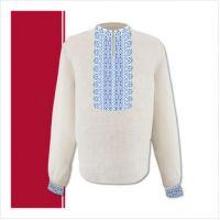 Заготовка мужской сорочки-вышиванки (размер 44-56) (СЧТ-012)