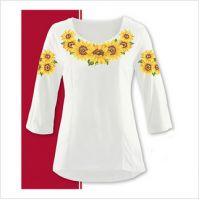 Заготовка женской сорочки-вышиванки (размер 42-56) (СЖТ-001)