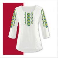 Заготовка женской сорочки-вышиванки (размер 42-56) (СЖТ-004)