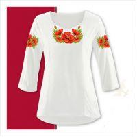 Заготовка женской сорочки-вышиванки (размер 42-56) (СЖТ-006)
