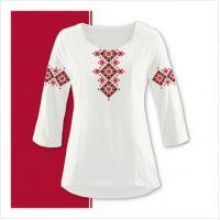Заготовка женской сорочки-вышиванки (размер 42-56) (СЖТ-014)