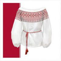 Заготовка женской сорочки-вышиванки (размер 42-56) (СЖТ-020)