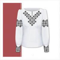 Заготовка женской сорочки-вышиванки (Размер 42-56) (СЖТ-021)